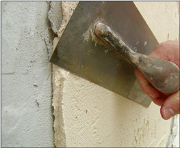 Traditional Stucco Courses